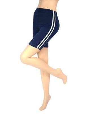 Spodenki Gimnastyczne Bawełniane na WF GRANAT