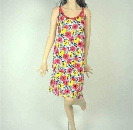 Sukienka Plażowa Bawełna BRATKI MIX PŻC M