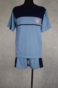 piżama męska BELLO DENIM/SZARY S-XXL (44-60)