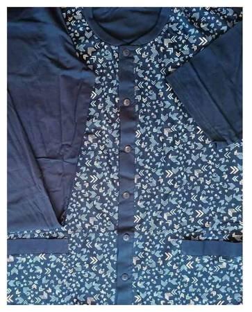 piżama męska WITEK - GRANAT M-5XL