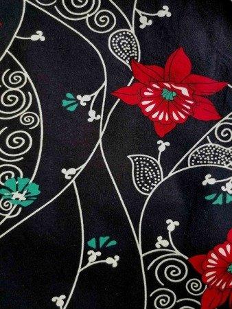 sukienka plażowa NARCYZY AŻUR WZÓR S-3XL